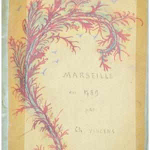 sciences (Les), les lettres et les arts à Marseille en 1789