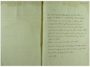 Recueil de factums concernant les contrats en Provence