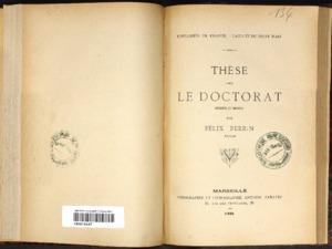 De rei vendicatione [Texte imprimé] : droit romain ; des retraits dans l'ancien droit : droit français