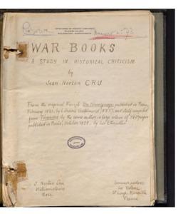 MS-73_Cru-Norton_War-books.pdf