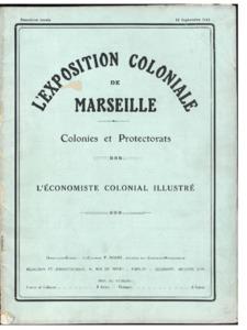 economiste (L') colonial illustré