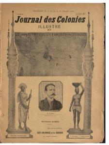 Journal des colonies illustré : ex Journal officiel de l'exposition coloniale