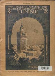 Bulletin mensuel de l'Office du protectorat français en Tunisie